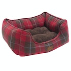 Joules Box Dog Bed