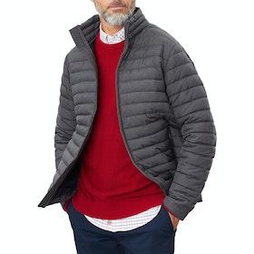 Joules Go To Update Men's Jacket - Grey Metal