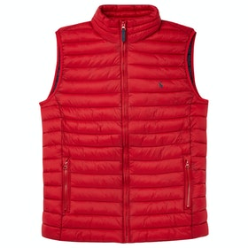 Joules Go To Gilet - Red