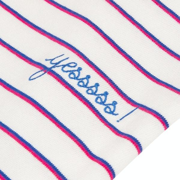 Maison Labiche Sailor Shirt Yesssssss Women's Short Sleeve T-Shirt