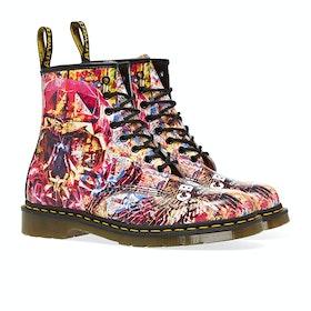 Dr Martens 1460 CBGB Boots - Multi