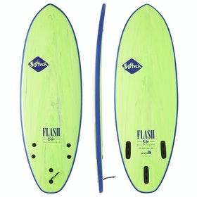 Softech Eric Geiselman Flash FCS II Thruster Surfboard - Green Marble