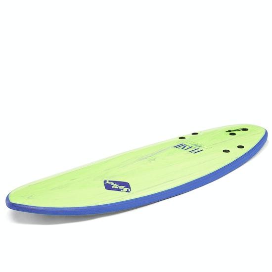 Softech Eric Geiselman Flash FCS II Thruster Surfboard