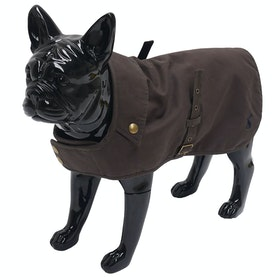 Joules Wax Dog Jacket - Olive