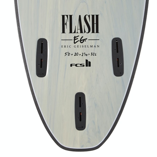 Softech Eric Geiselman Flash FCS II Thruster Surfboard