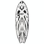 Softech Mason Ho FCS II Twin Surfboard