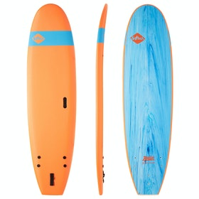 Softech Roller Surfboard - Orange