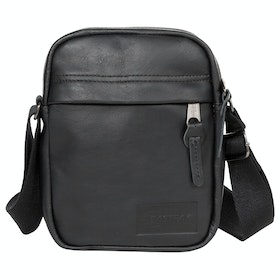 Eastpak The One Messenger-Tasche - Black Ink Leather