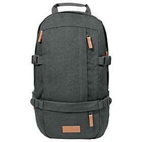 Eastpak Floid Laptop Backpack - Black Denim