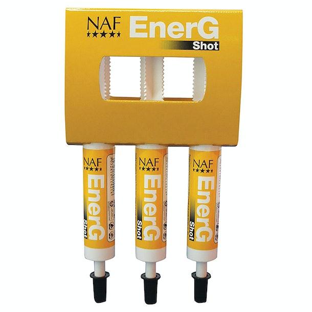 NAF EnerG Shot Performance Supplement