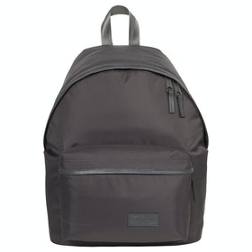 Eastpak Padded Pak'r Backpack - Constructed Mono Metal