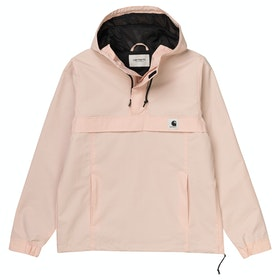 Carhartt Nimbus Pullover Ladies Jacket - Powdery