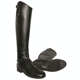 Mark Todd Toddy Tall Synthetic Kinder Long Riding Boots - Black