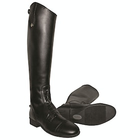Long Riding Boots Criança Mark Todd Toddy Tall Synthetic - Black