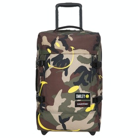 Eastpak Tranverz S Luggage - Smiley Camo