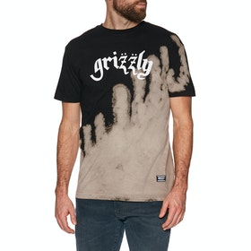 T-Shirt à Manche Courte Grizzly Motogrizz Tee - Bleach