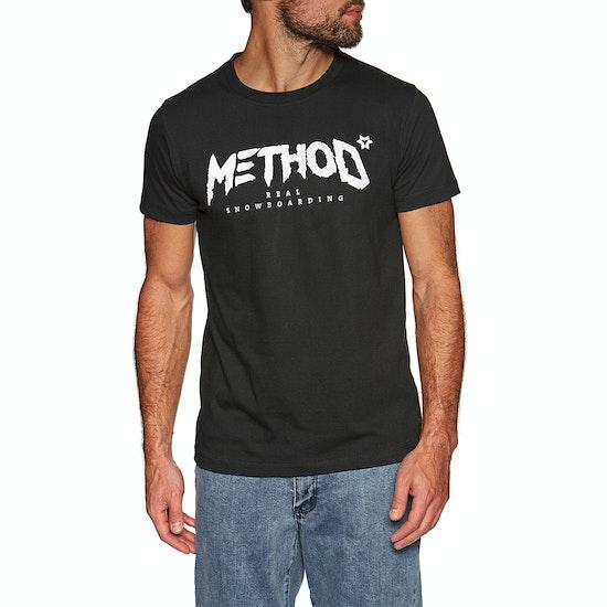 Method Classic Logo Short Sleeve T-Shirt