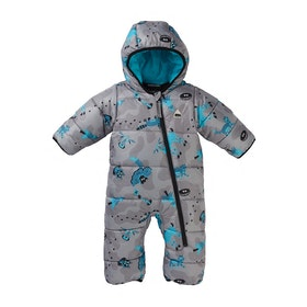 Burton Toddler Buddy Bunting Baby Snowsuit - Hide And Seek