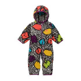 Burton Infnt Fleece Onesie Baby Snowsuit - Hoos There