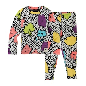 Burton Fleece Set Kids Base Layer Top - Hoos There