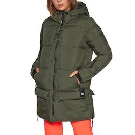 O'Neill Azurite Snow Jacket - Forest Night