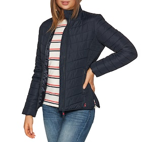 Joules Harrogate Womens Jacket - Marine Navy