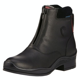 Ariat Extreme Zip H2O Insulated Damen Paddock Boots - Black