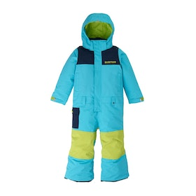 Burton Striker Boys Snowsuit - Blue Curacao