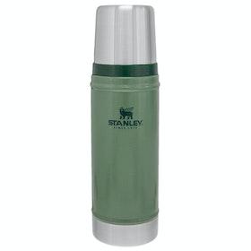 Pallone Stanley Classic Vacuum Bottle 0.47l - Hammertone Green