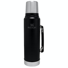 Stanley Classic Vacuum Bottle 1.0l Flask - Matte Black
