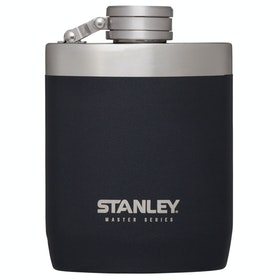 Stanley The Unbreakable Hip Flask 0.23l Water Bottle - Foundry Black