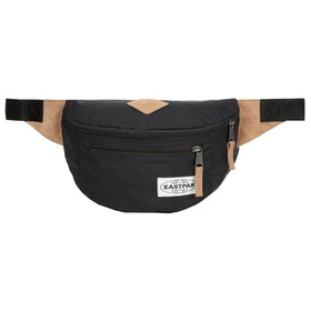 Banane Eastpak Bundel - Into Nylon Black