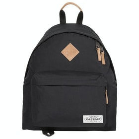 Eastpak Padded Pak'r , Ryggsekker - Into Nylon Black