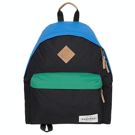 Eastpak Padded Pak'r , Ryggsekker - Into Nylon Blocked