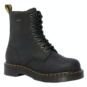 Dr Martens 1460 Wp Boots - Black Republic Wp