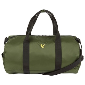 Lyle & Scott Vintage Lightweight Barrel Sporttasche - Green