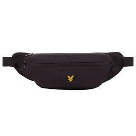 Lyle & Scott Vintage Cross Body Sling Gürteltasche - Black