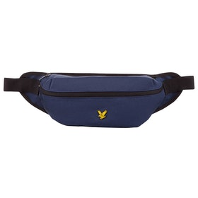 Lyle & Scott Vintage Cross Body Sling Gürteltasche - Navy