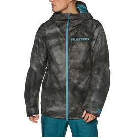 Burton Radial Gore Tex Waterproof Jacket - Low Pressure