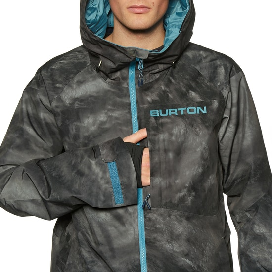 Burton Radial Gore Tex Waterproof Jacket