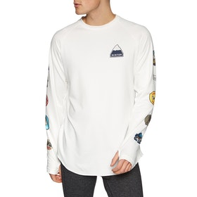 Burton Roadie Tech Base Layer Top - Trekker