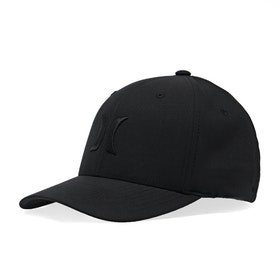 Hurley Dri-fit One & Only 2.0 Cap - Black/(black)