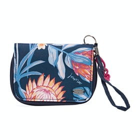 Animal Buzios Womens Wallet - Multicolour