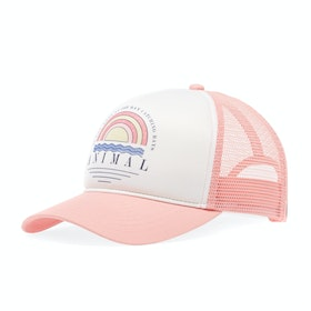Casquette Femme Animal Kailey - Strawberry Pink
