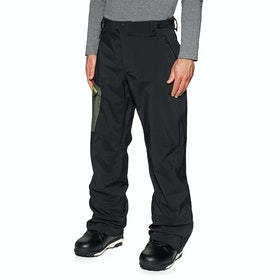 Oakley Black Forest Shell 3l 15k Snow Pant - Blackout