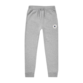 Converse Fleece Chuck Patch Jogging Pants - Dark Grey Heather