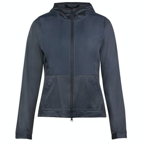 Horze Skyla Ladies Zip Hoody - Dark Blue