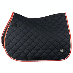 Horze Tulsa All Purpose Sattelpad - Black