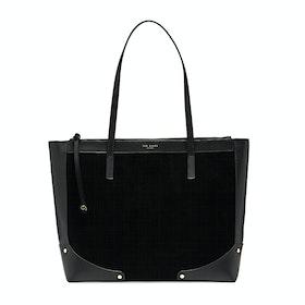 Ted Baker Arriah Damen Einkaufstasche - Black