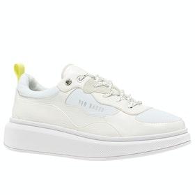 Ted Baker Arellia Damen Schuhe - White
